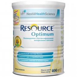 Смесь для энтерального питания, 400 г Ресурс оптимум ваниль банка