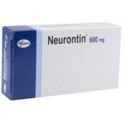 Нейронтин, табл. п/о 600 мг №50