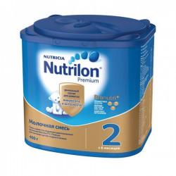 Смесь молочная, Нутрилон 400 г 2 Премиум с 6 месяцев