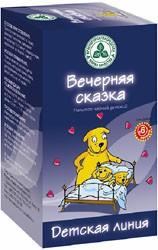 Чайный напиток для детей, ф/пак. 1.5 г №20 вечерняя сказка с 6 мес.