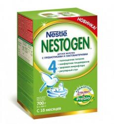Смесь молочная, Нестожен 700 г 4 молочный напиток с пребиотиками с 18 мес