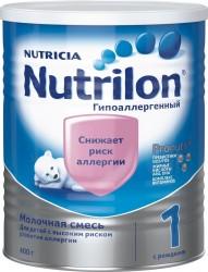 Смесь молочная, Нутрилон 400 г гипоаллергенный 1