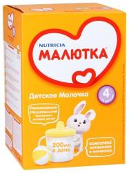 Молочко детское, Малютка 600 г 4 с 18 мес